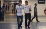 Paolo Guerrero salió del Maracaná cojeando y frustrado [VIDEO]