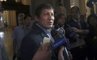 """Víctor Isla: Apra buscó """"momento oportuno"""" para sacar agendas"""
