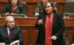 Ministra deploró negativa al diálogo de gobernador de Loreto
