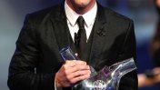 Lionel Messi es elegido Mejor Jugador de la UEFA 2014-15