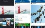Instagram ahora permitirá fotos horizontales y verticales
