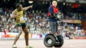 Usain Bolt: cuadro x cuadro del accidente con el camarógrafo