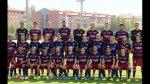 Barcelona: primera foto oficial de la temporada 2015/2016 - Noticias de liga española