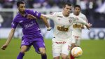 Universitario cayó 3-0 con Defensor Sporting en la Sudamericana - Noticias de barboza cruz