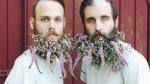 Un par de jóvenes con barba llevan la moda a otro nivel [FOTOS] - Noticias de modas