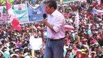 """Ollanta Humala: """"Tenemos que limpiarnos de la narcopolítica"""" - Noticias de nancy obregon"""