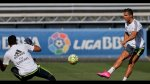 Real Madrid: así entrenó para enfrentar al Betis de Juan Vargas - Noticias de liga española