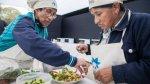 Comedores populares se preparan para final de concurso - Noticias de mazamorra morada
