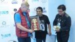 Andy Bell llegó a Lima y fue sorprendido por sus fanáticos - Noticias de drag queen
