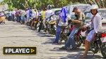 Colombia: escasez de gasolina por cierre de frontera [VIDEO] - Noticias de jorge arreaza