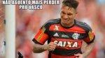 MEMES: hinchas de Vasco se burlan de Paolo Guerrero y Flamengo - Noticias de paolo guerrero