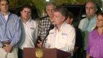 Santos visita a colombianos deportados [VIDEO] - Noticias de empleos