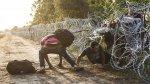 El drama de los refugiados en Hungría - Noticias de policía de tránsito