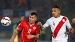 Peru vs. Chile: día y hora del duelo en Lima por Eliminatorias - Noticias de rusia