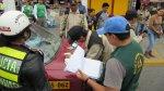Chimbote: choferes son multados por abuso de claxon - Noticias de atropello