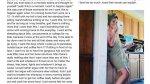 Escribió mensaje de amor a su novia y se volvió viral - Noticias de fotografía
