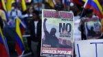 Ecuador: 98 personas procesadas por protestas contra Correa - Noticias de paro de policías en bolivia