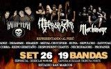 Lima Metal Fest: primer festival internacional de metal en Perú