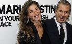 Mario Testino y Gisele Bündchen se divierten en sesión de fotos