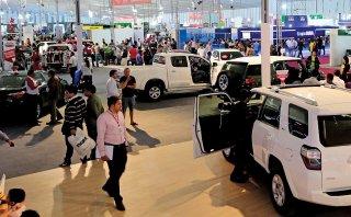 Registro de vehículos nuevos se redujo 14% en julio