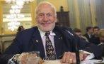 Buzz Aldrin y universidad planearán colonización de Marte