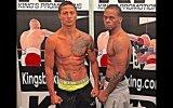 Boxeo: Maicelo ya está listo para pelear mañana en Washington