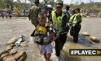 La Invasión, pueblo venezolano de donde huyen colombianos