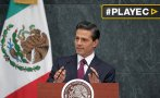 México: Peña Nieto anuncia cambios en su Gabinete [VIDEO]