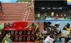 Usain Bolt: postales de sus medallas de oro en su carrera
