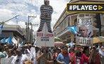 Histórica protesta acorrala al presidente de Guatemala [VIDEO]