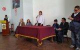 Waldo Ríos vuelve a elegir funcionario mediante votación