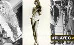 Fotos inéditas muestran el lado más íntimo de Brigitte Bardot