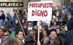 Uruguay: miles protestan por presupuesto para educación [VIDEO]