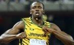 Usain Bolt explicó por qué se frenó en la final de 200 metros