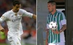 Real Madrid vs. Real Betis: con Juan Vargas por Liga BBVA