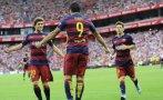 Barcelona vs. Málaga: con Messi y Neymar juegan en la Liga BBVA