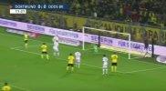 La espectacular triple atajada de un golero de 19 años [VIDEO]