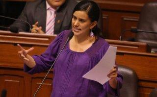 """Mendoza sobre Nadine Heredia: """"Nunca tuve que ver con agendas"""""""