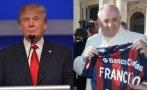 Donald Trump niega querer comprar el club de fútbol San Lorenzo