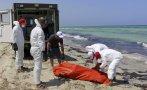 Drama en el Mediterráneo: 105 mueren en las costas de Libia