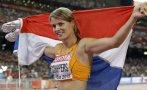 Dafne Schippers, la bella ganadora de oro en 200 metros (FOTOS)