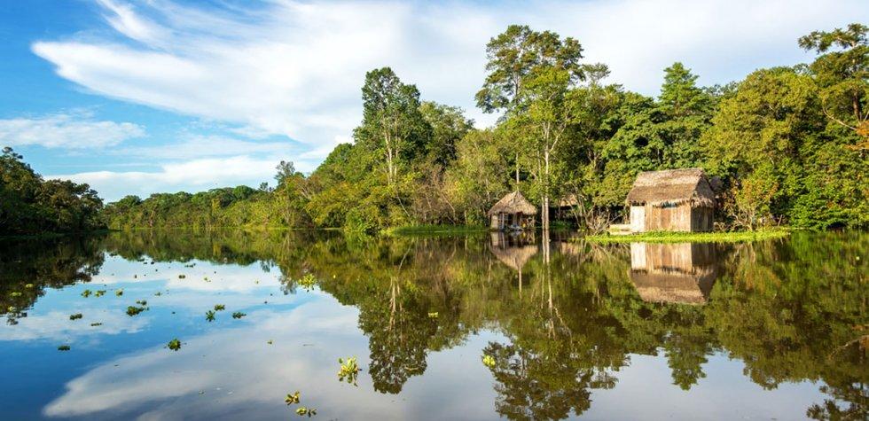 Cinco motivos para visitar la selva del Perú