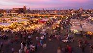 Un viaje de 48 horas por la ciudad de Marruecos