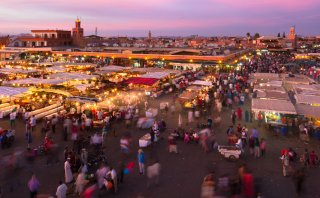 Un viaje de 48 horas por Marrakech