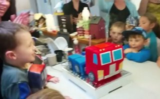 Transformers: La torta más increíble que puedes ver