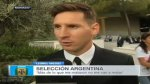 """Lionel Messi: """"Más de lo que me mataron, no me van a matar"""" - Noticias de cristiano ronaldo"""