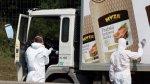 Austria: Más de 70 inmigrantes mueren asfixiados en un camión - Noticias de hans bludau