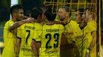 Europa League: Borussia Dortmund goleó 7-2 a Odd Grenland - Noticias de bundesliga
