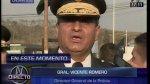 """Nuevo director de la Policía: """"Delincuentes no serán linchados"""" - Noticias de violadores"""