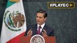 México: Peña Nieto anuncia cambios en su Gabinete [VIDEO] - Noticias de pobreza